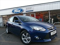 Used Ford Focus Zetec Navigator Powershift SEMI-AUTO