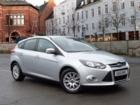 Used Ford Focus TITANIUM with Parking Sensors