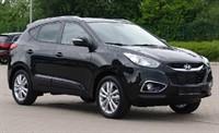 Used Hyundai ix35 CRDi SE Nav 5dr 2WD