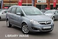 Used Vauxhall Zafira CDTi ecoFLEX Exclusiv (110) 5dr