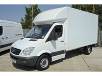 Used Mercedes Sprinter 313 CDi Luton Low Miles