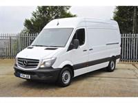 Used Mercedes Sprinter 313 CDI MWB Facelift Van High Spec