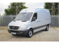 Used Mercedes Sprinter 313 CDi Delivery Miles Only