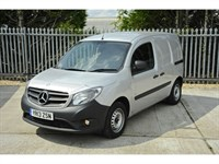 Used Mercedes Citan 109 Cdi Van High Spec Ex Demo