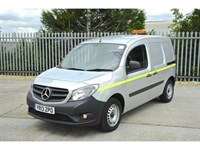 Used Mercedes Citan 109 Cdi Van Ex Demo