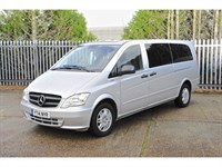 Used Mercedes Vito 116 CDI TRAVELINER