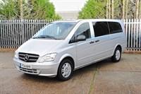 Used Mercedes Vito 116 CDI TRAVELINER