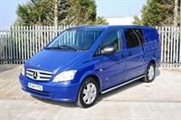 Used Mercedes Vito 116 CDI DUALINER