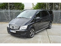 Used Mercedes Vito 122 CDI DUALINER Sport X Big Spec