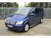 Used Mercedes Vito 116 CDi Sport Big Spec