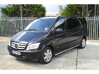 Used Mercedes Vito 116 CDi Dualiner Sport Big Spec