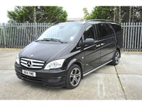 Used Mercedes Vito 122 CDi Dualiner Sport X