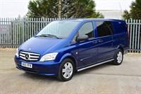 Used Mercedes Vito 122 CDI DUALINER
