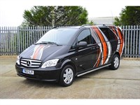 Used Mercedes Vito 116 CDI DUALINER  Sport High Spec