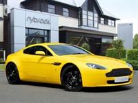 Used Aston Martin Vantage V8 Sportshift 2dr