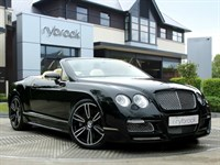 Used Bentley Continental GTC (W12) Mulliner Pack NOW SOLD