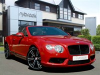 Used Bentley Continental GTC V8 Mulliner Driving Pack