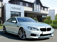 Used BMW M6 6 SERIES GRAN COUPE