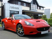Used Ferrari California F1