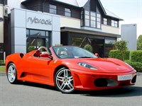 Used Ferrari F430 SPIDER *NOW SOLD