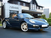 Used Porsche Boxster Gen II NOW SOLD
