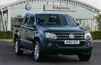 Used VW Amarok BiTDi (163PS) 3.17t Highline 4MOTION Sel Pickup