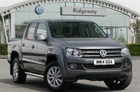 Used VW Amarok BiTDi (180PS) Highline BMT 4MOTION Per Pick-Up