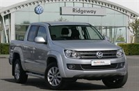 Used VW Amarok BiTDi (180PS) Highline BMT 4MOTION Per Pick-Up