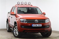 Used VW Amarok BiTDi (180PS) Canyon BMT 4MOTION Per Pick-Up