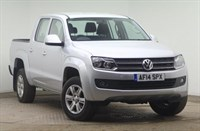Used VW Amarok TDi (140PS) Trendline 4MOTION Sel Pick-Up