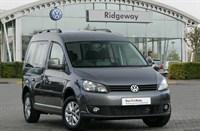 Used VW Caddy TDI C20 102PS DSG Life Panel Van