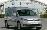Used VW Caddy MAXI LIFE TDI C20 102PS DSG