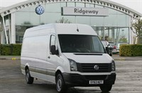 Used VW Crafter TDi (143PS) CR35 LWB High Roof Van