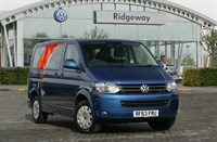 Used VW Transporter TDI 140PS Mini Bus SWB