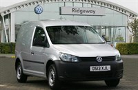 Used VW Caddy TDI C20 102PS Panel Van