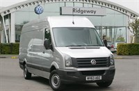 Used VW Crafter TDi (163PS) CR35 LWB High Roof Van