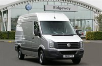 Used VW Crafter TDi (109PS) CR35 MWB High Roof Van