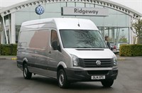 Used VW Crafter TDi (136PS) CR35 LWB High Roof Van