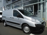 Used Citroen Dispatch 1000 Hdi 90 Swb No Vat