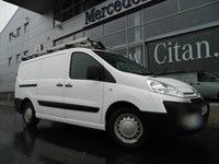 Used Citroen Dispatch 1200 Hdi 90 Lwb