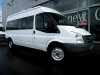 Used Ford Transit 100 15 Seater Rwd No Vat