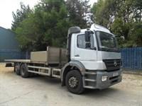 Used Mercedes Axor 2529l Platform
