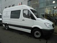 Used Mercedes Sprinter 316 Mwb Hi-roof Utility Van