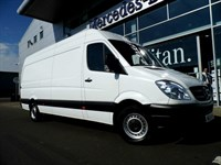 Used Mercedes Sprinter 313 Lwb Hi-roof