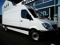 Used Mercedes Sprinter 313 Lwb Hi- Roof