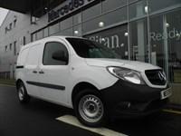 Used Mercedes Citan 109 Cdi Lwb