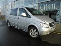 Used Mercedes Vito 115 Sport Dualiner Long