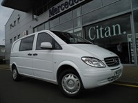 Used Mercedes Vito 111 Compact