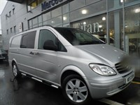 Used Mercedes Vito 120 Cdi Ex-long 3.0 V6