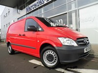 Used Mercedes Vito 113 Compact No Vat